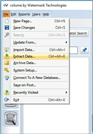 Download Files to View Outside the Office (Extract